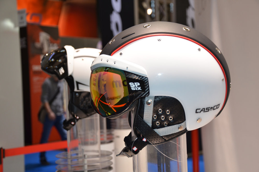 Casco SP6 helmet - ©Skiinfo
