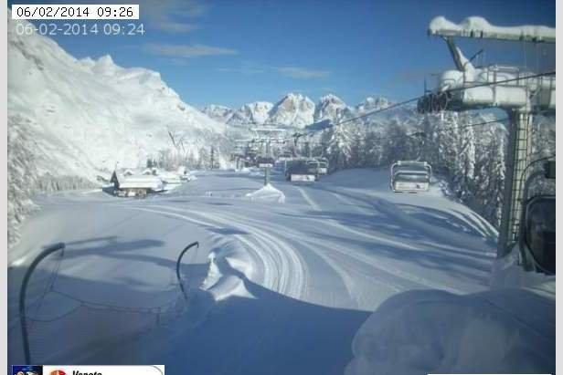 Comprensorio Ski Civetta 6 Feb 2014