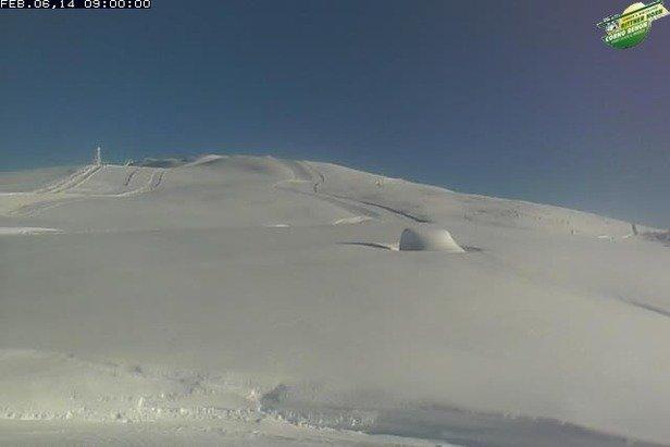 Corno del Renon - 6 Feb 2014