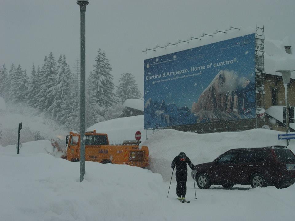 Cortina op 31 januari 2014