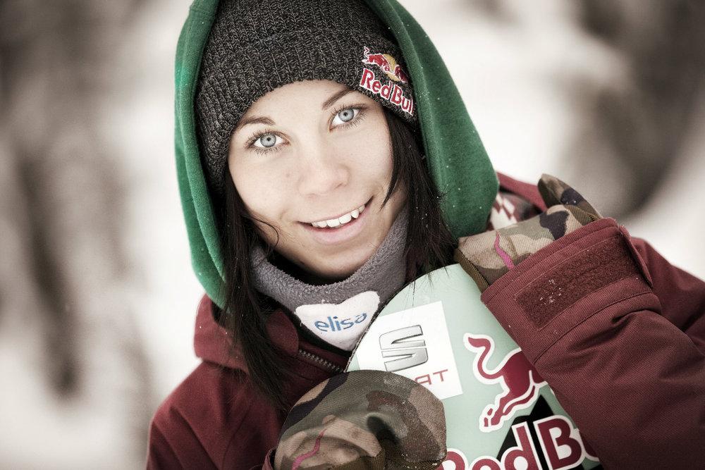 Enni Rukajärvi (FIN) - ©Harri Tarvainen/Red Bull Content Pool