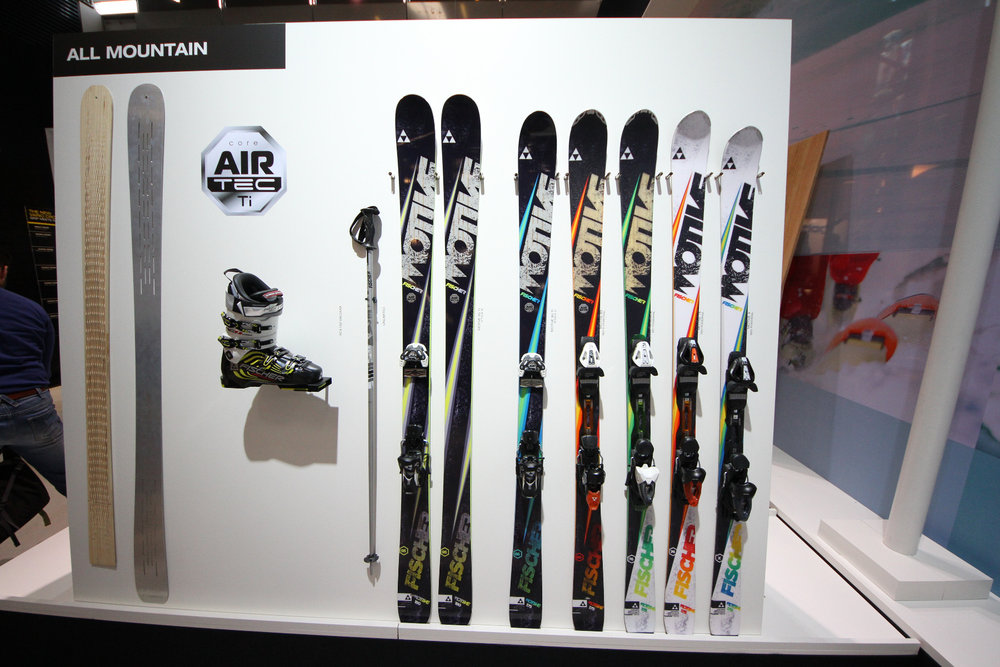 Fischer All Mountain Ski Series 2014/2015 - ©Skiinfo