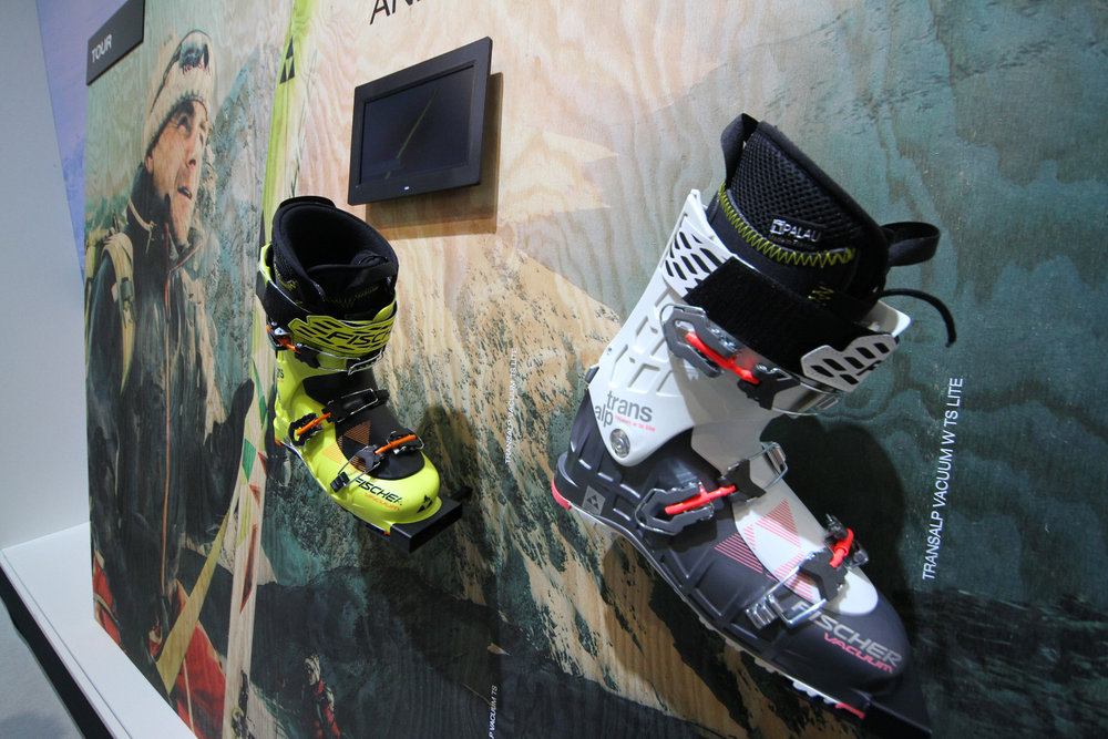Fischer ski touring boot - ©Skiinfo