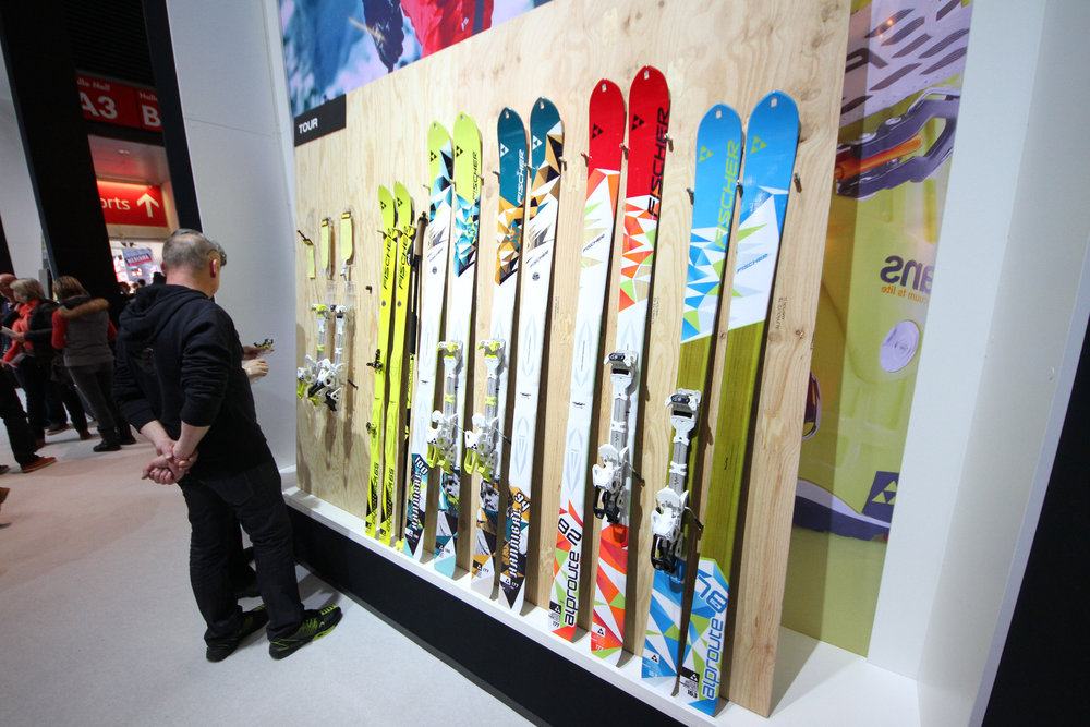 Fischer touring skis 2014/15 - ©Skiinfo
