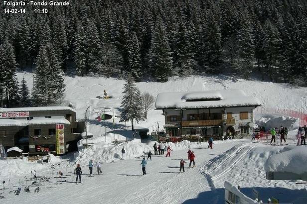 Folgaria, Neve 14 Feb 2014