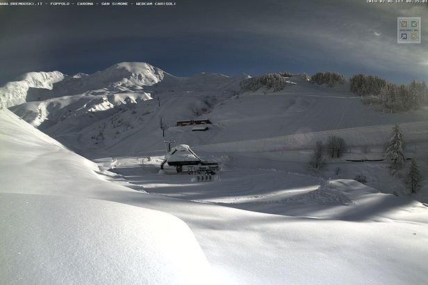 Foppolo, Brembo Ski Feb. 6, 2014