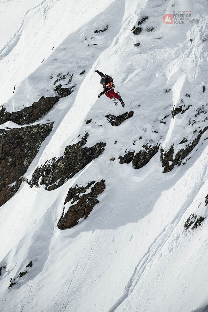 Freeride World Tour 2014 - ©Dom Daher