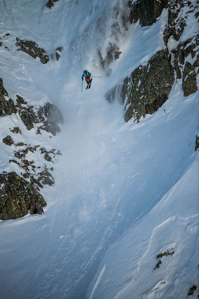 Swatch Freeride World Tour by The North Face 2014 - ©www.freerideworldtour.com