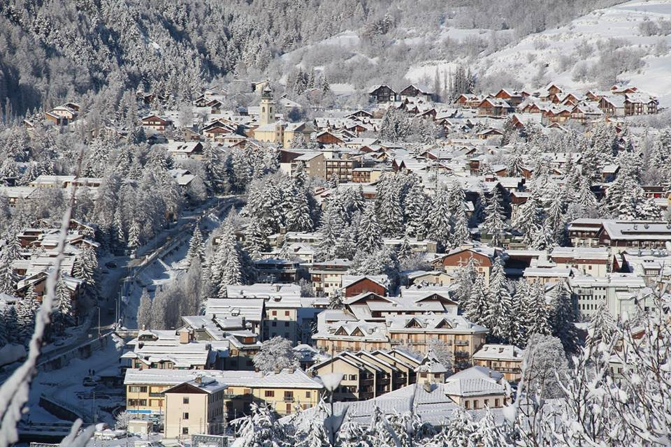Fresh snow in Bardonecchia Jan. 14, 2014