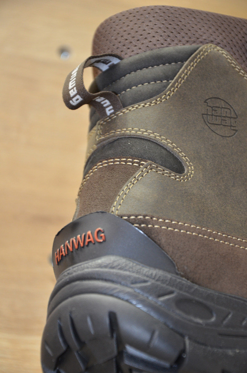 Hanwag Skiboots at ispo 2014  - ©Skiinfo