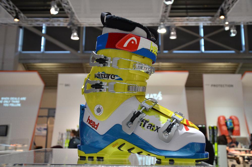Head Venture ski boots - © Skiinfo
