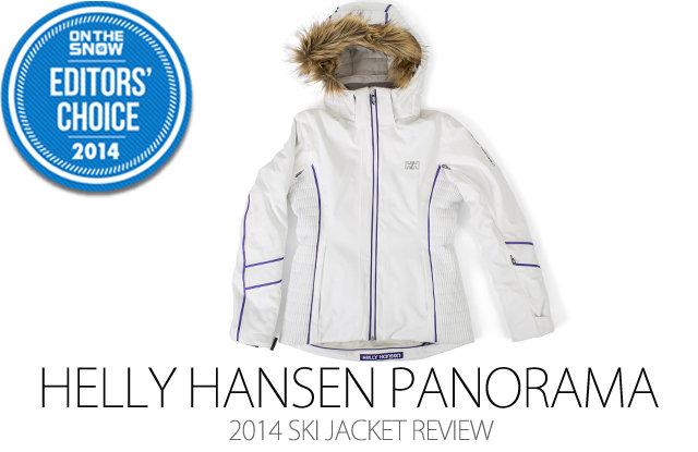 Helly Hansen Panorama Jacket - ©Julia Vandenoever