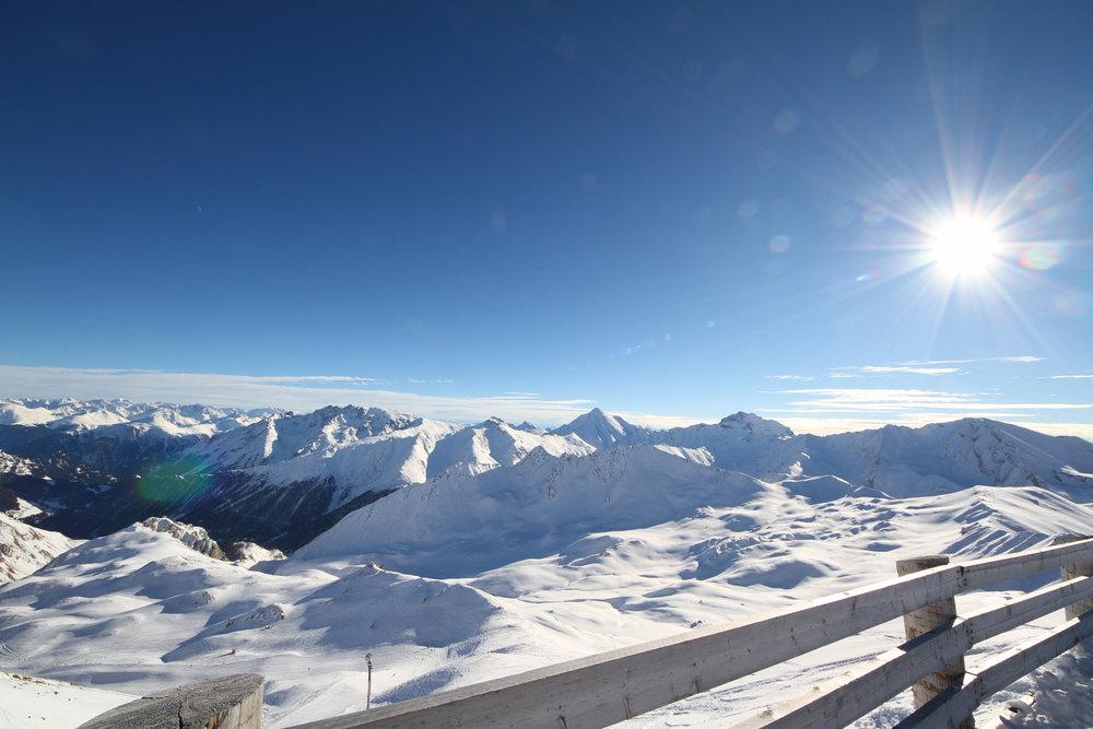 Ischgl im Januar 2014 - © Skiinfo