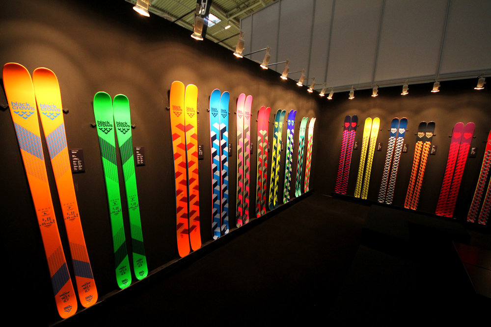 ispo 2014: Black Crows - ©Skiinfo