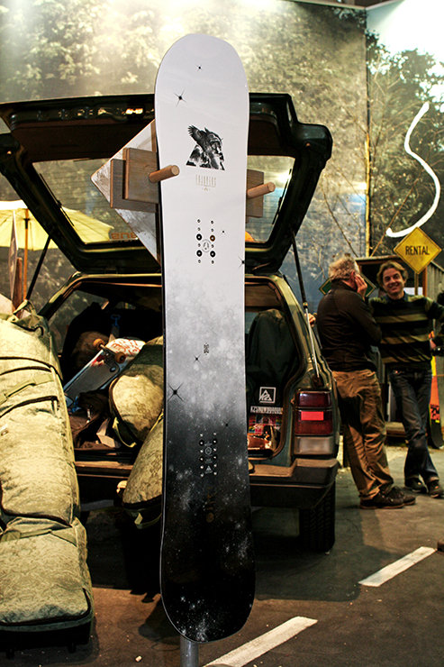 K2 All Mountain Freestyle Hit Machine Enjoyer 155 - ©Stefan Drexl