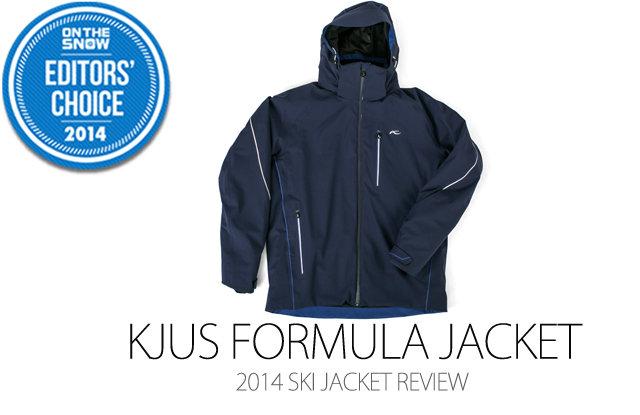 KJUS Formula Jacket, 2014 Editors Choice Men Ski Jacket - © Julia Vandenoever