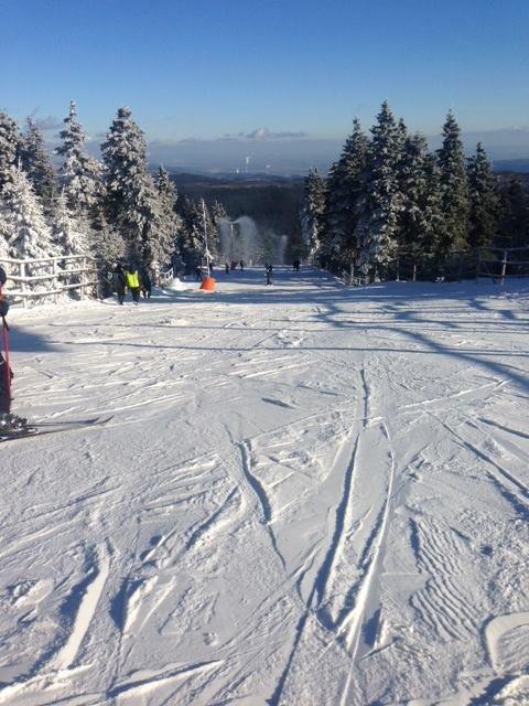 Klínovec - ©FB skiareálu