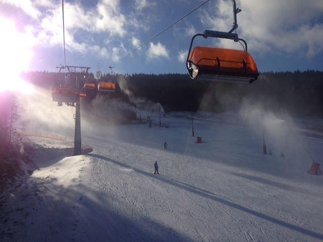 Klínovec - © FB skiareálu