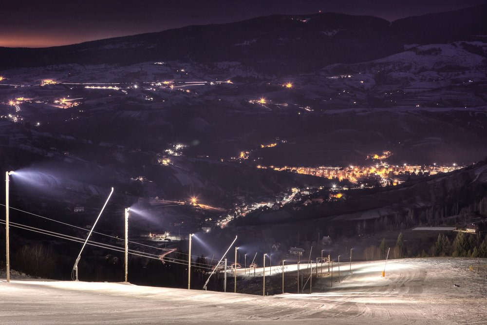 Košútka - night skiing - © Košútka