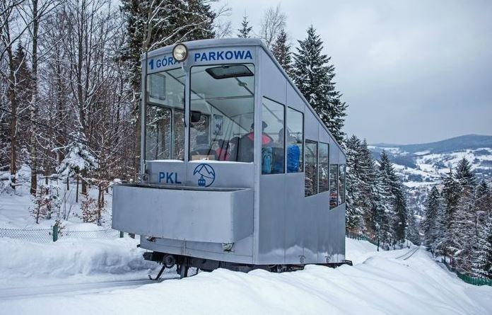 Krynica – Góra Parkowa - ©PKL.pl