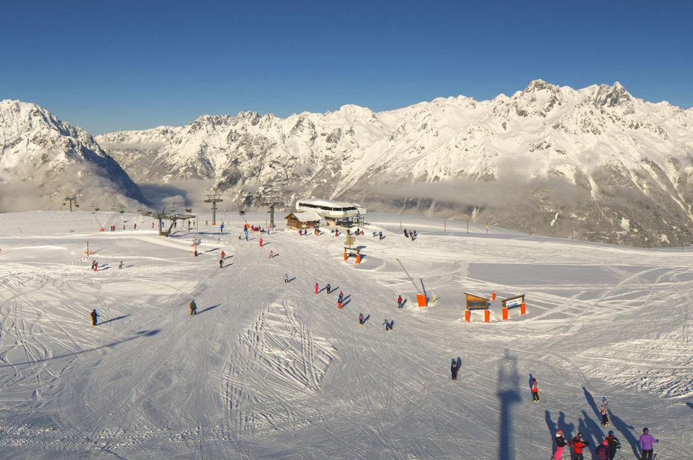 L'Alpe d'Huez Feb.17, 2014 - ©Katallys / Livecam 360