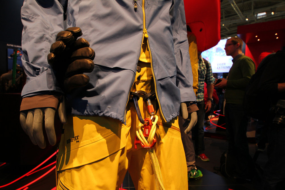 Mammut Freeride Pants Harness - ©Skiinfo