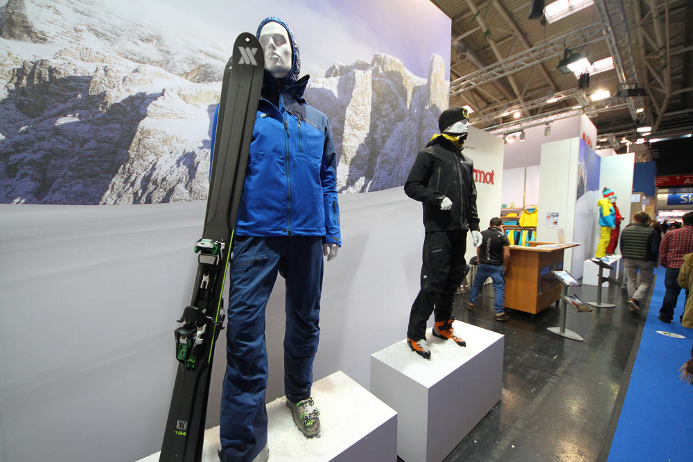 Marmot at ISPO 2014 - ©Skiinfo