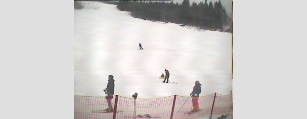 Meander Skipark Oravice 14.2.2014