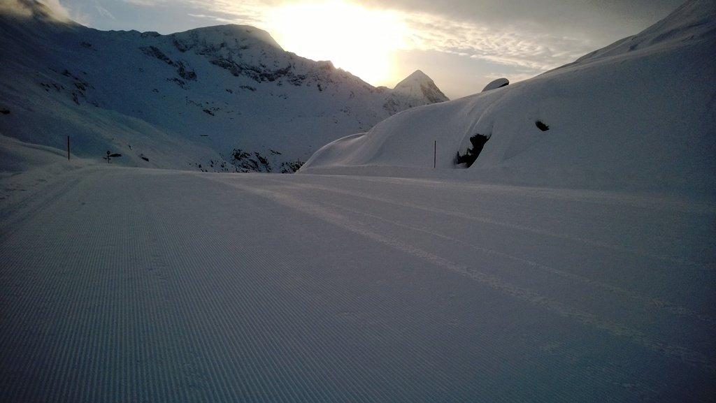 Moelltal Glacier - ©Mölltaler Gletscherbahnen GmbH & Co KG
