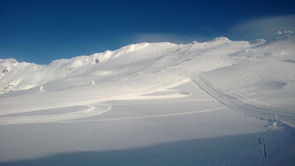 Ľadovec Mölltal - © Mölltaler Gletscherbahnen GmbH & Co KG