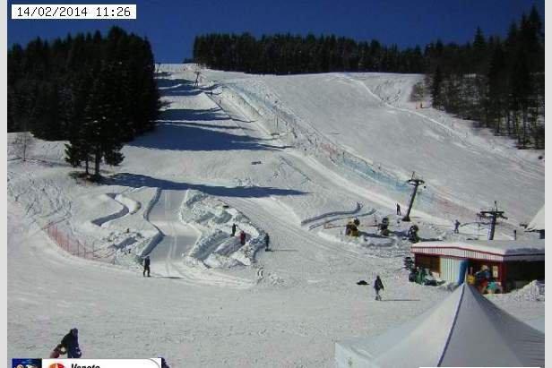 Monte Avena, Neve 14 Feb 2014