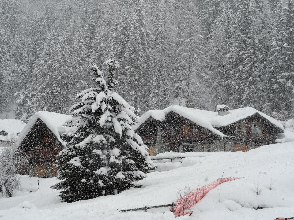 Monterosa Ski Feb. 3, 2014