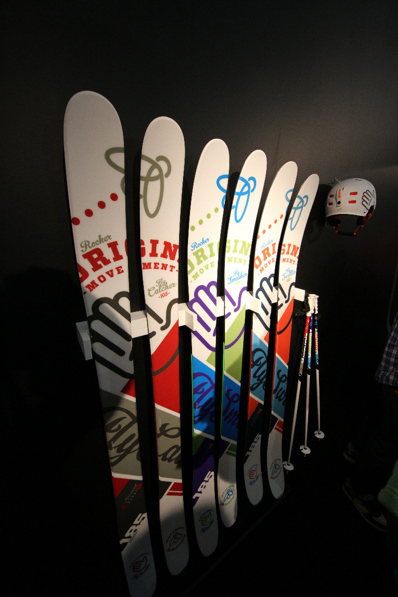 Movement Ski at ISPO 2014 - ©Skiinfo