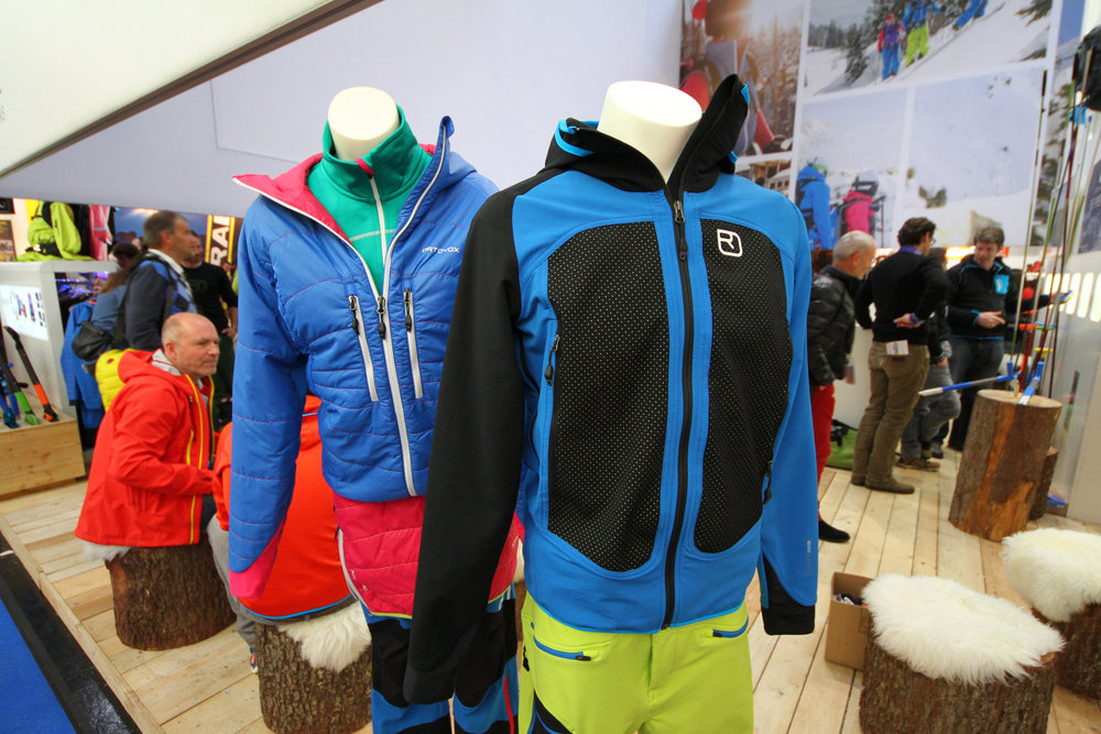 Ortovox at ISPO 2014 - ©Skiinfo
