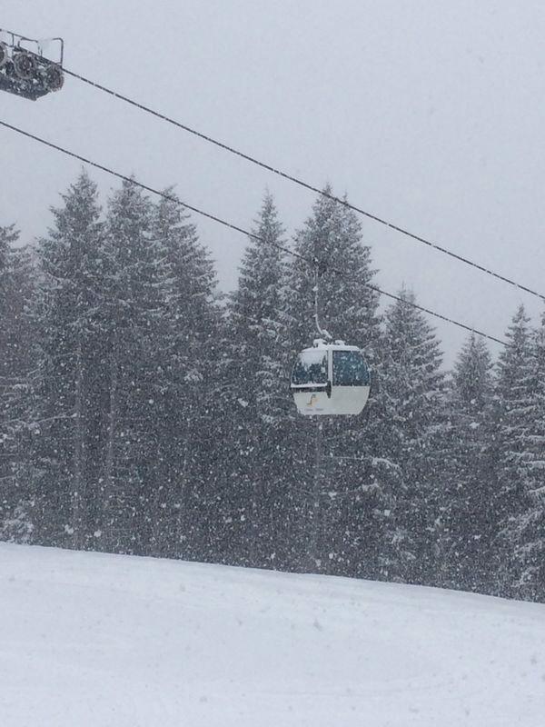 Pinzolo, Nevicata 30 Gen 2014