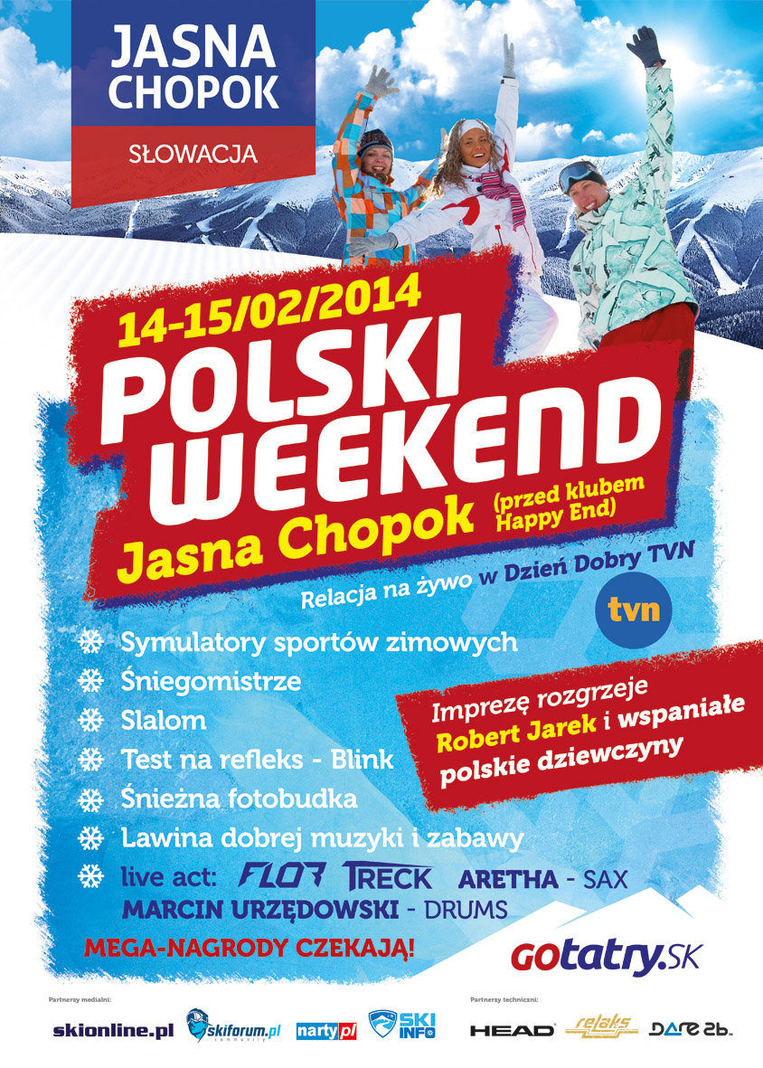 Polish Weekend in Slovakia