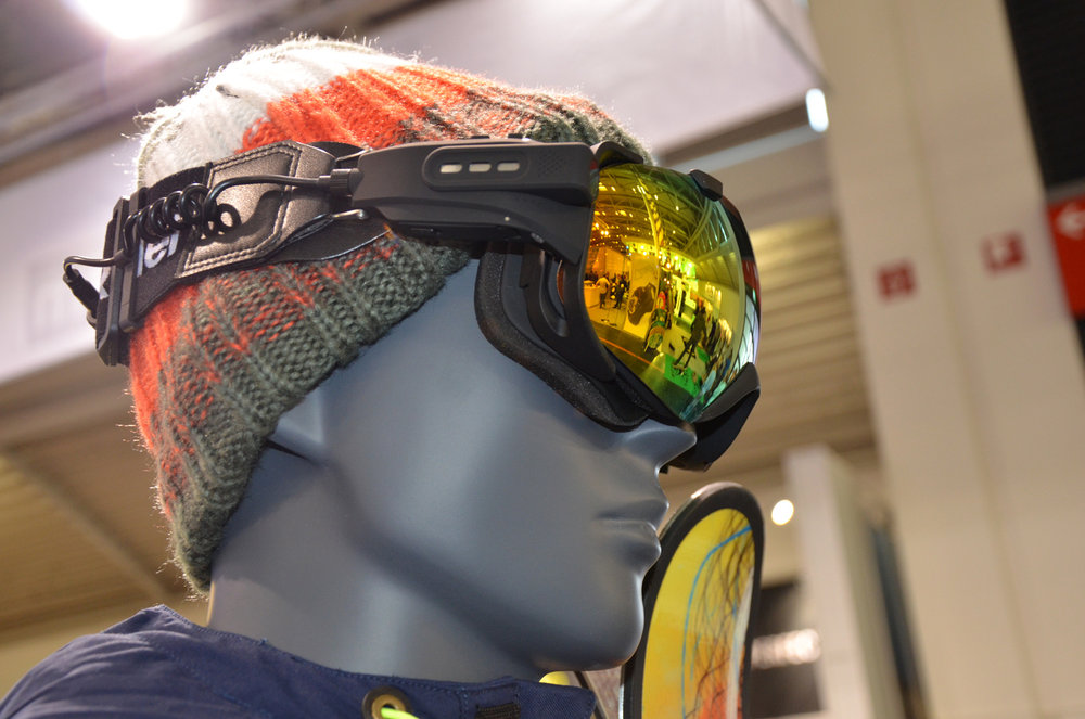 Rollei Video Goggles - ©Skiinfo
