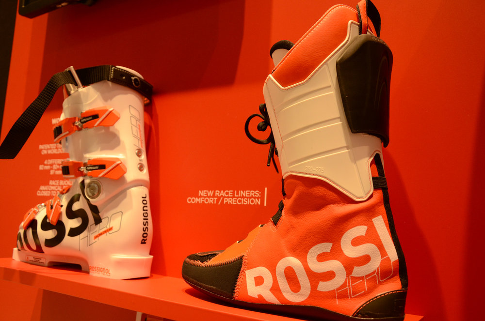 Rossignol Racing boot - ©Skiinfo