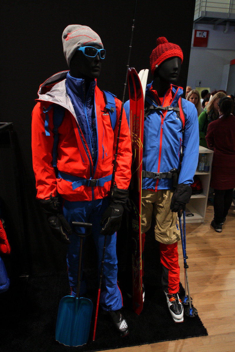 Salewa stand at ISPO 2014 - ©Skiinfo