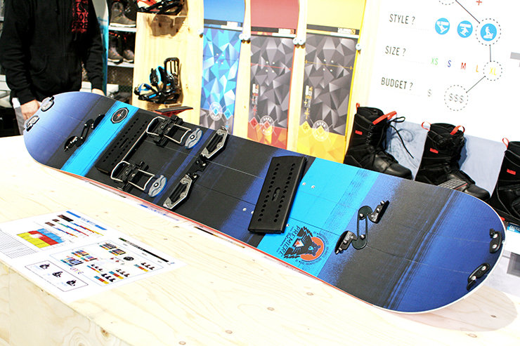 Salomon The Premier Splitboard - ©Stefan Drexl