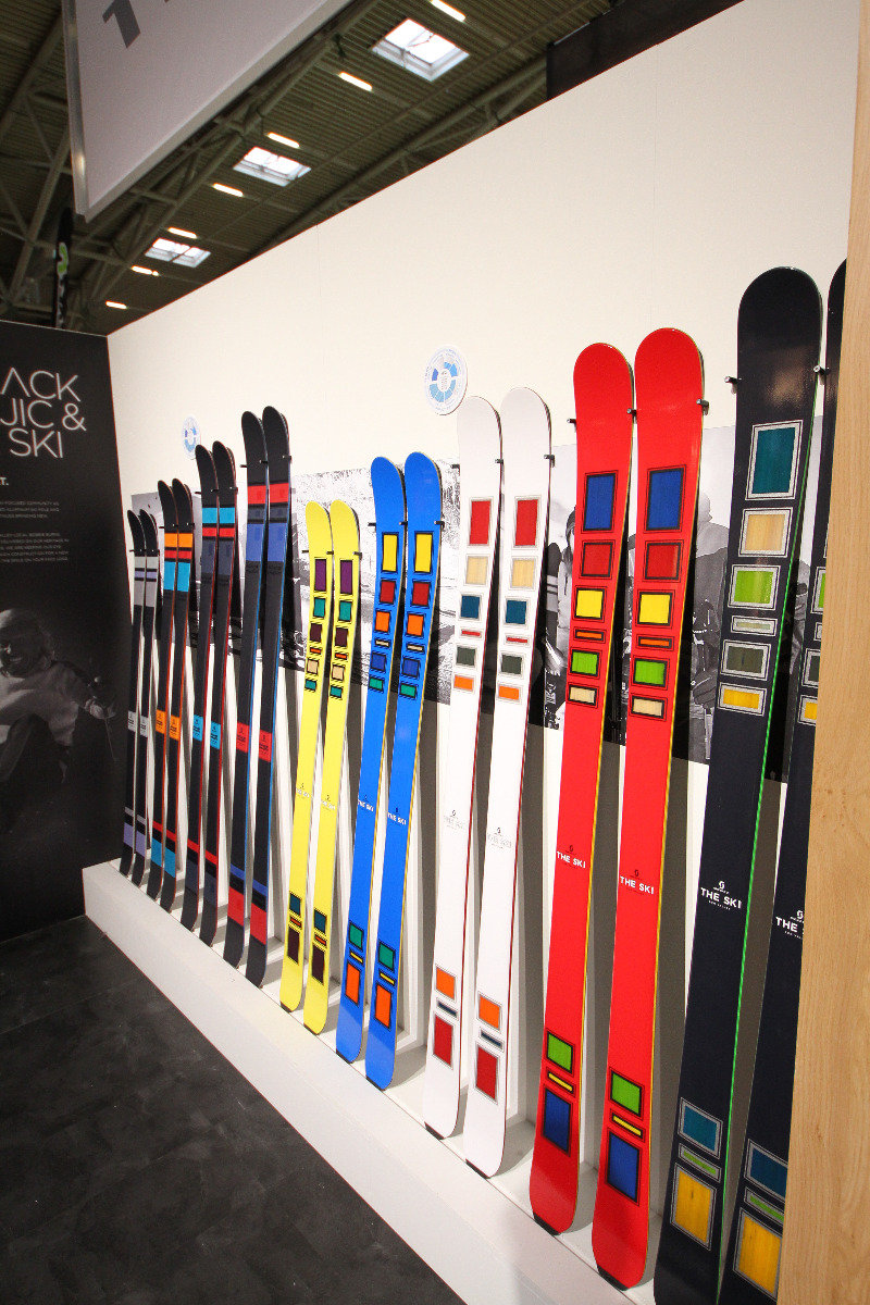 Scott Game skis for winter 2014/15 - ©Skiinfo