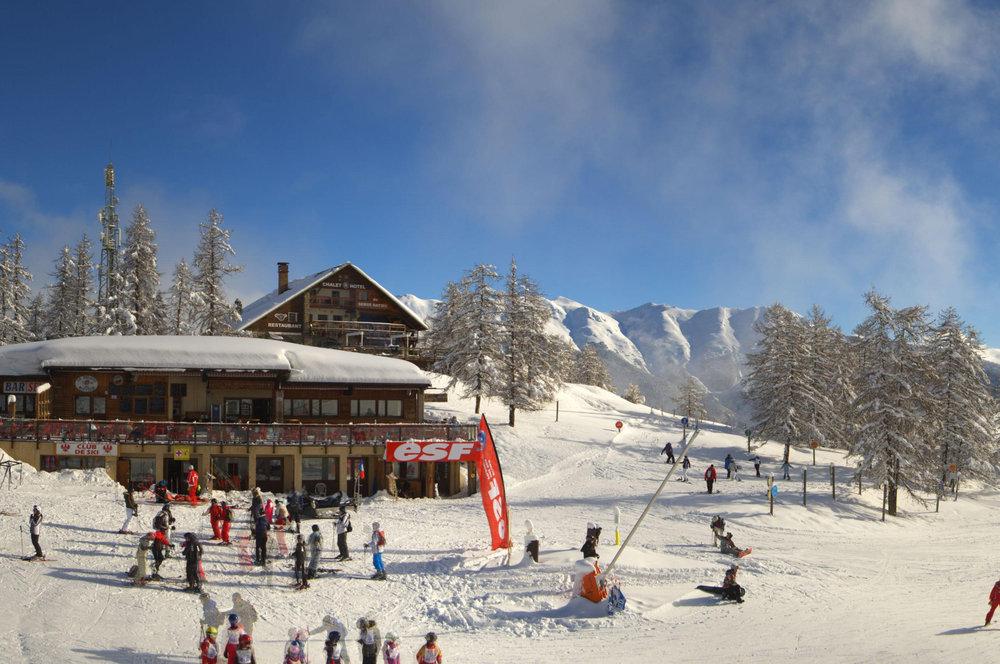 Serre Chevalier Feb. 17, 2014 - ©Katallys / Livecam 360