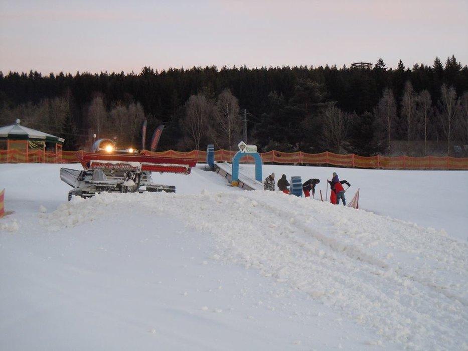 Skiareál Lipno - © FB skiareálu