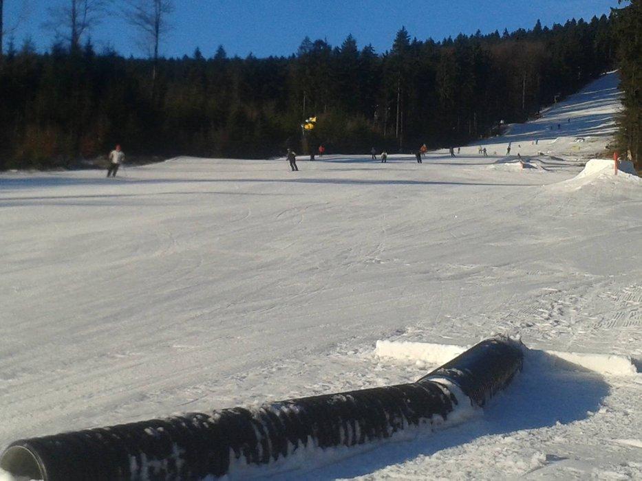 Skipark Červená Voda - ©Rossignol Testovanie SK