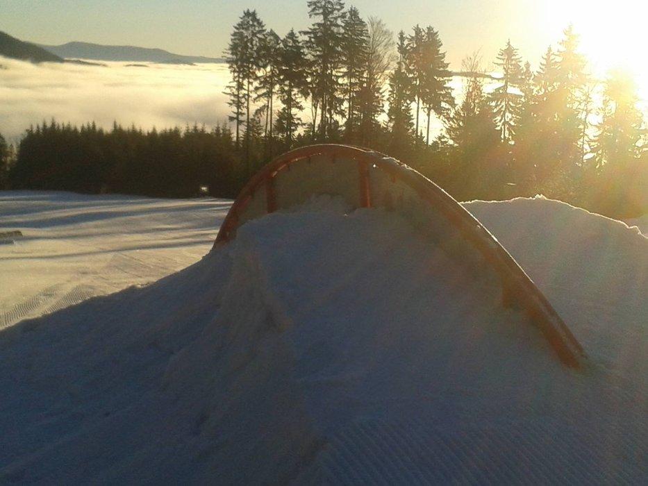 Skipark Červená Voda - ©Skipark Červená Voda FB