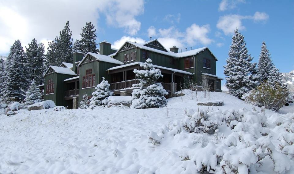 Snowcreek Resort in Mammoth Lakes - © Snowcreek Resort Facebook