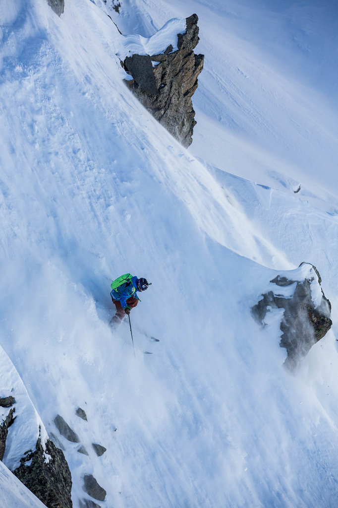 Swatch Freeride World Tour 2014 in Chamonix - ©www.freerideworldtour.com