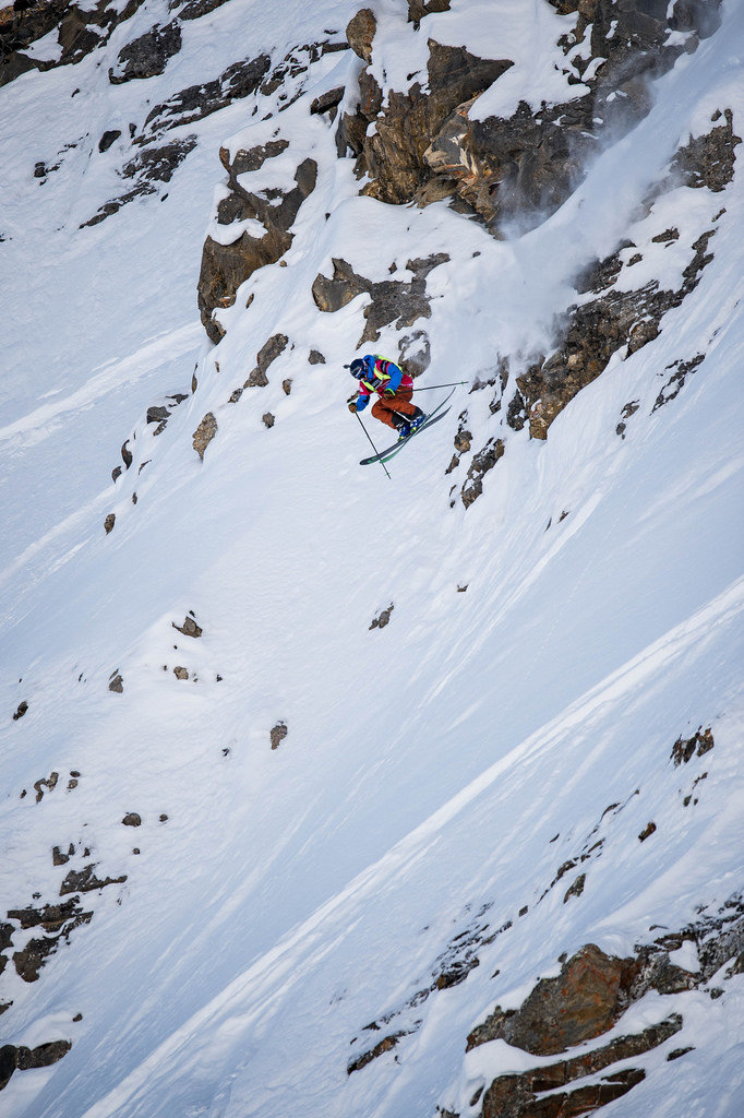 Swatch Freeride World Tour by The North Face 2014 - ©D. Carlier | www.freerideworldtour.com/