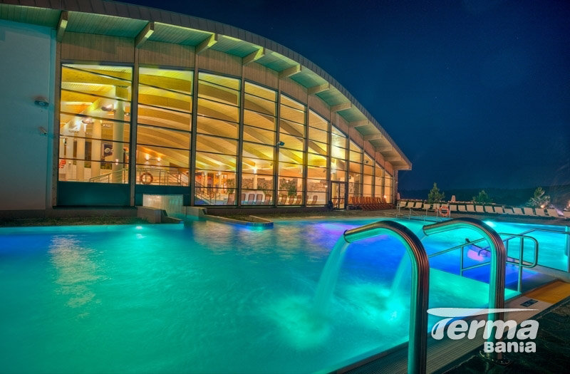 Aquapark Terma Bania in Bialka Tatrzanska