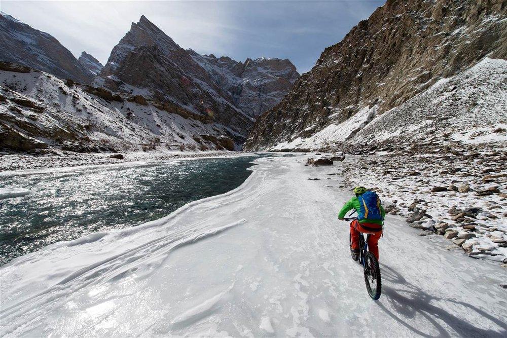 Eindrücke von der Transhimalaya-Expedition - © Martin Bissig / Vaude